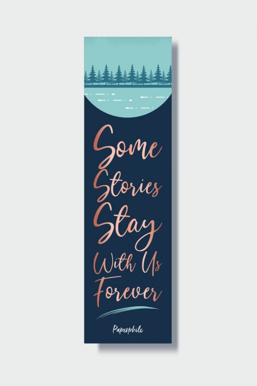 Some stories stay with us bookmark