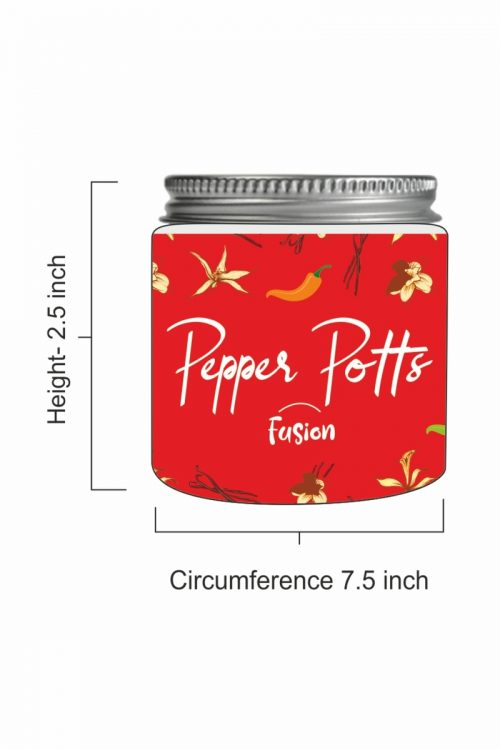 Pepper Pots – Fusion Scented Candle