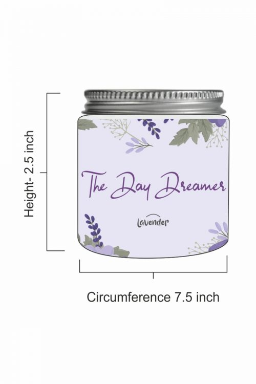 Day Dreamer – Lavender Scented Candle
