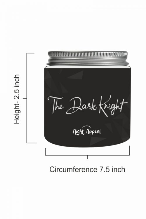 The Dark Knight – Night Appeal Scented Candle
