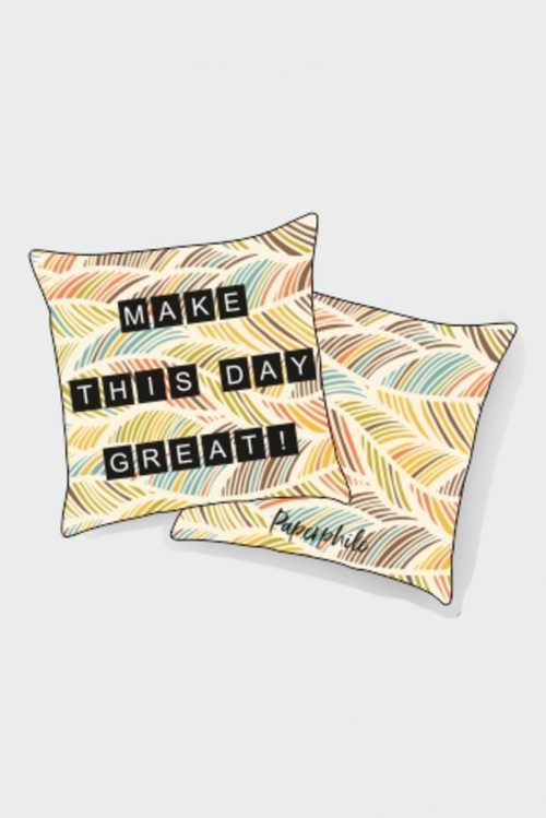 Make this Great Cushion Cover