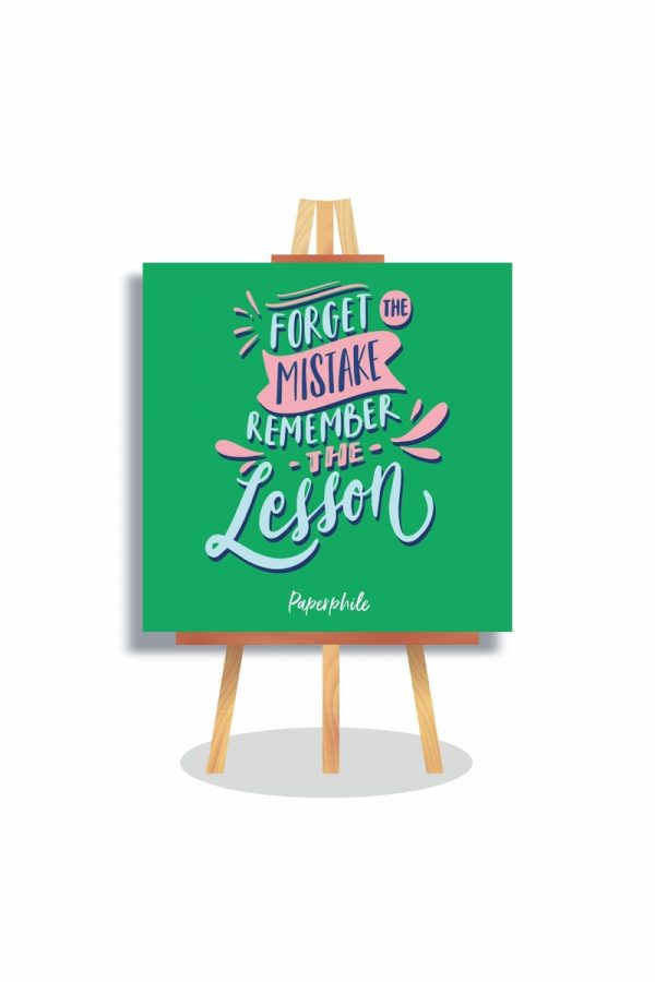 Buy Forget Mistake's Mini Canva online