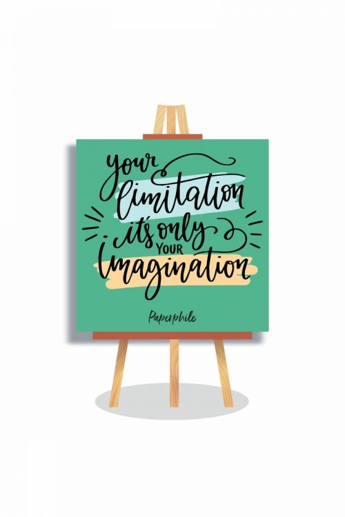 Buy Your limitation on Mini Canva Online