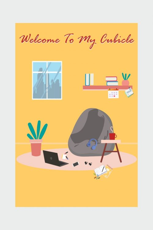 Buy Welcome to my cubicle pocket dairy online
