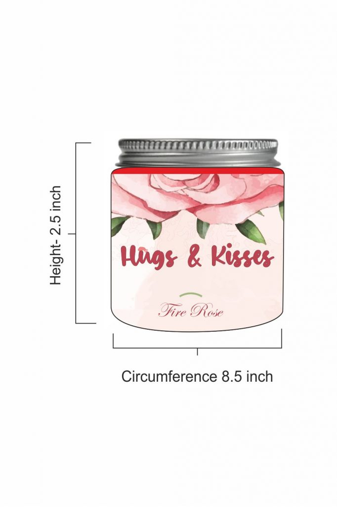 buy Hugs and kisses candle online