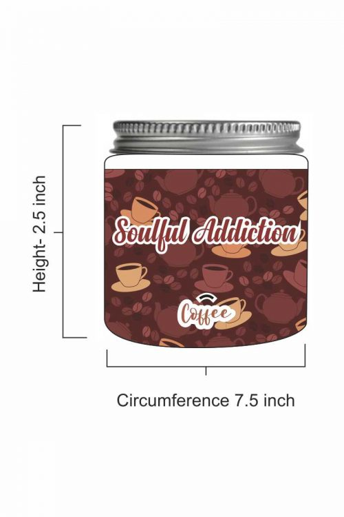 Soulful Addiction – Coffee Scented Candle