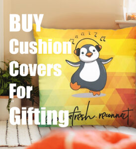 Buy Cushion Covers Online for Gifting