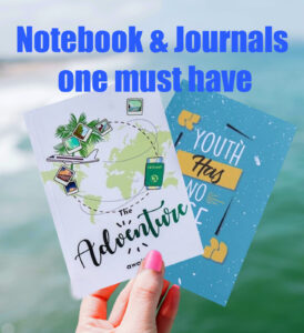 Notebooks and Journal