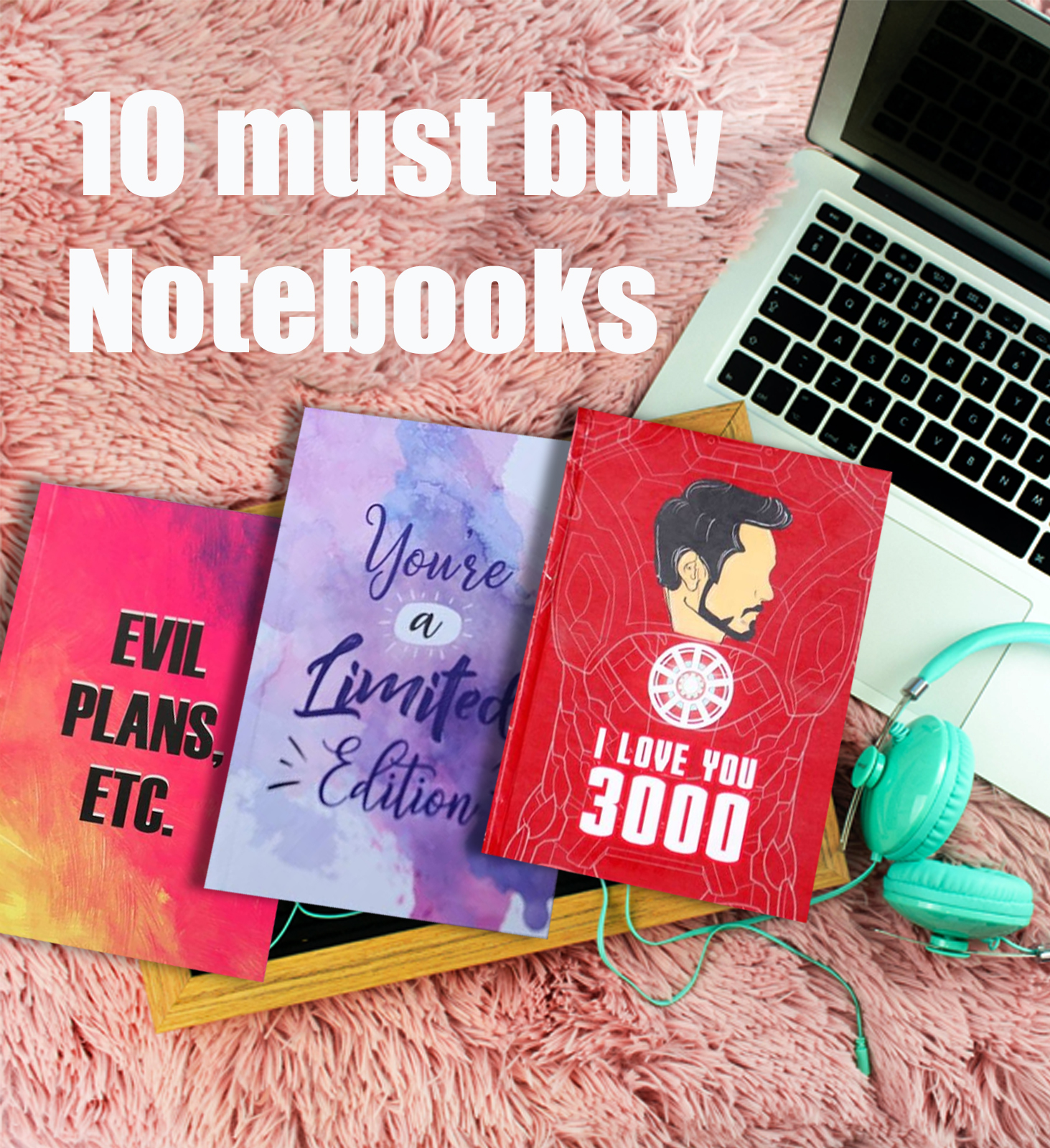 10 Best Notebooks Online to Buy