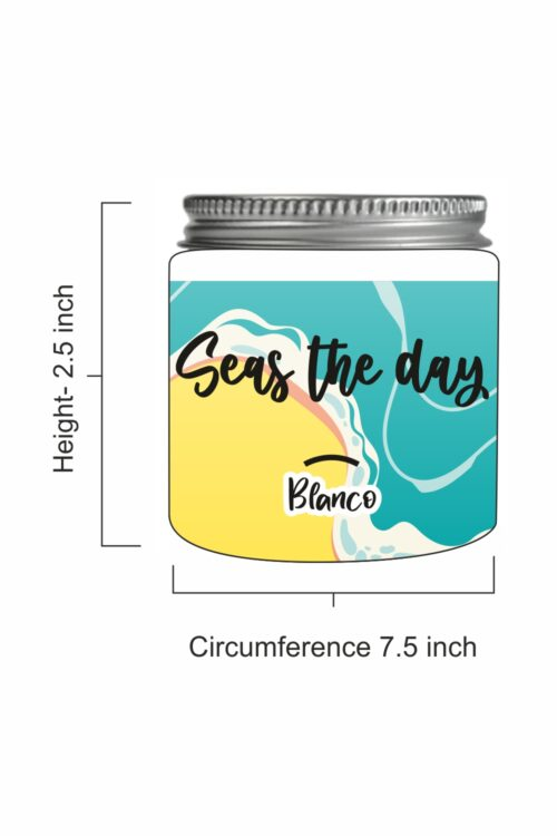 Seas the Day – Blanco Scented Soy Candle