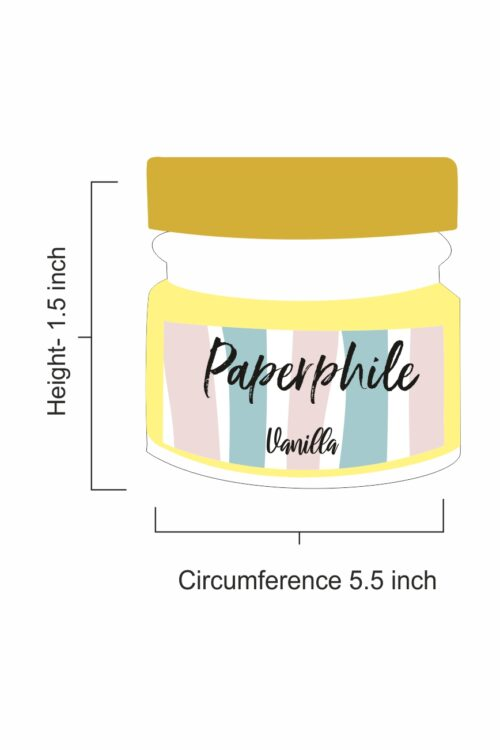 Vanilla Scented Soy Candle
