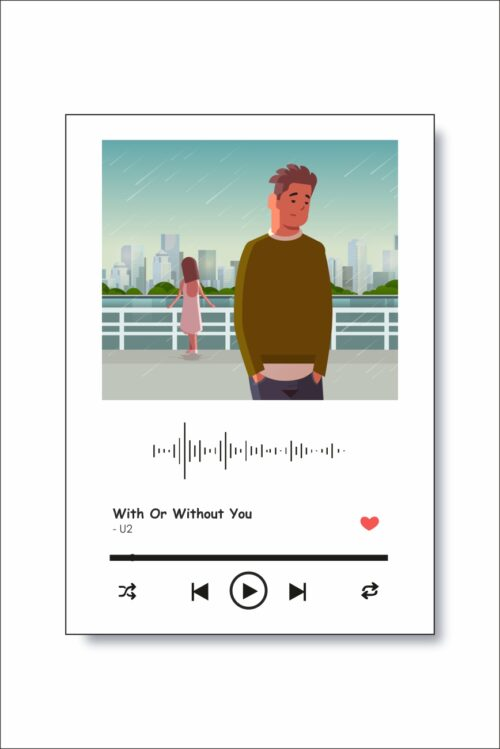 With Or Without You – Mixtape