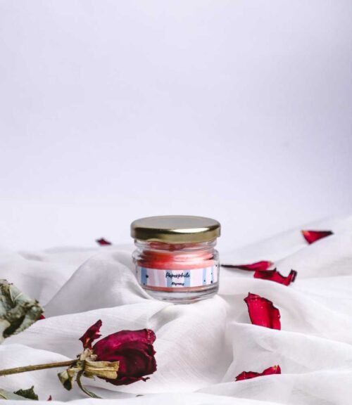 Rosemary Scented Soy Candle