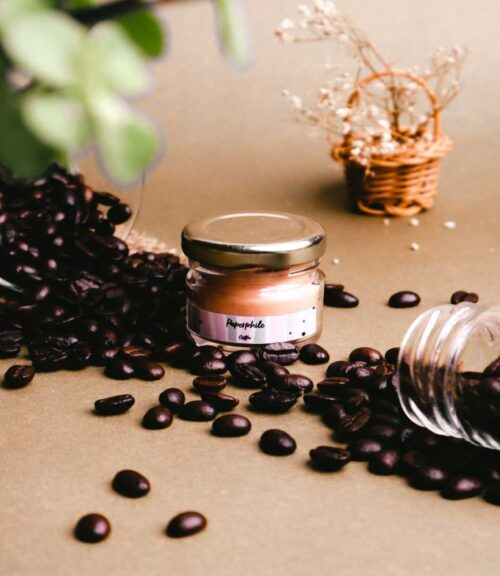 Coffee Scented Soy Candle
