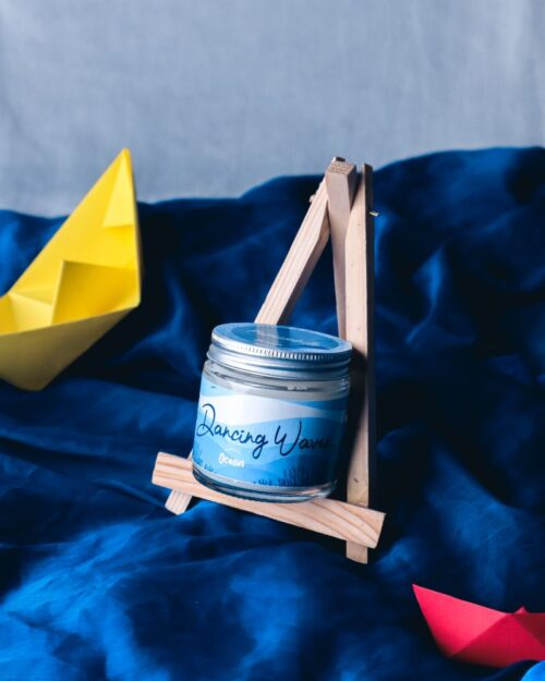 The Dancing Waves – Ocean Scented Candle