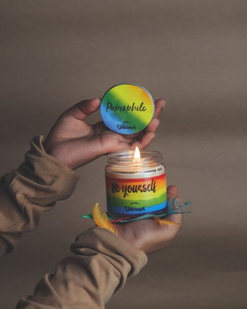 Be Yourself – Unicorn Scented Soy Candle